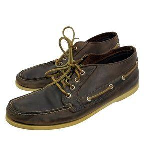 Timberland Brig 4 Eye Boat Shoes